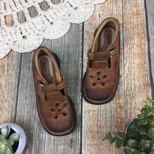 BORN | Trinity Mary Jane Leather Shoes